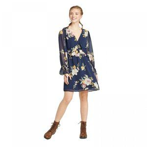 Floral Longsleeve Dress